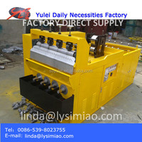 factory 8 wires 4 balls cleaning scourer making machine