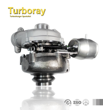 Turbo GT1544V Engine DV6TED4 - 9HZ, DV6TED4 Euro 4 Turbo 740821-0002 for 0375J8 Mazda, BMW, Citroen