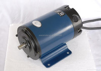 DC brushless electric motorcycle motor