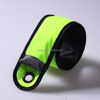 New Innovative Products Glow In The Dark Wristbands For Events Bracelet Novelty Sport Item Flashing Bracelet LED Slap Armband