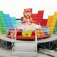 used cheer amusement carnival games crazy dance rides for sale