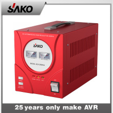 High quality machine grade stavol 30kva voltage regulator