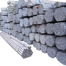 astm a106 gr b black ERW seamless pre-galvanized steel pipe