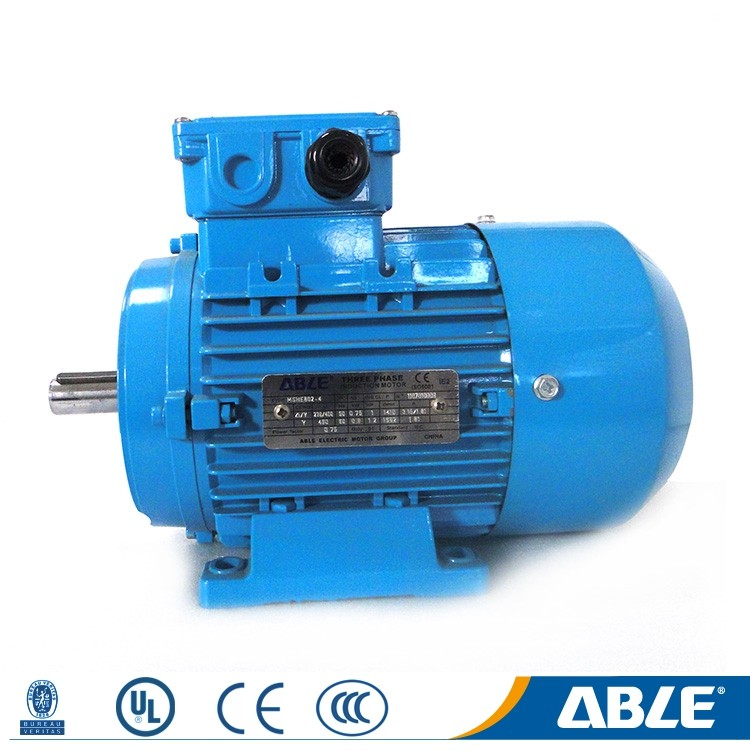 High efficiency able ms series electric motor 10kw manufacture