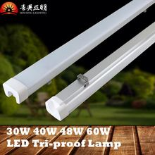50W 1200Mm 4Ft Tri-Proof Lamp Led Tri-Proof Lights 50W Barn Lighting Fixtures Led Lighting Suppliers