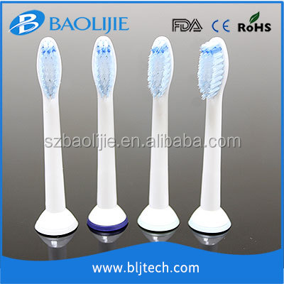 Ultrasonic Toothbrush Changeable Head HX6054 Toothbrush Heads