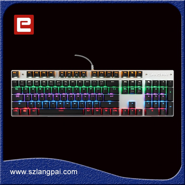 New Design Professional Gamer Keyboard And Mouse