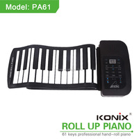 Easy RollPromotion Gifts For Medical Student 61 Key Electric Keyboard usb Shop China Korg Piano Educational Supplies Key Virtual