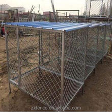 Wholesale 72*95*152cm large steel dog cage