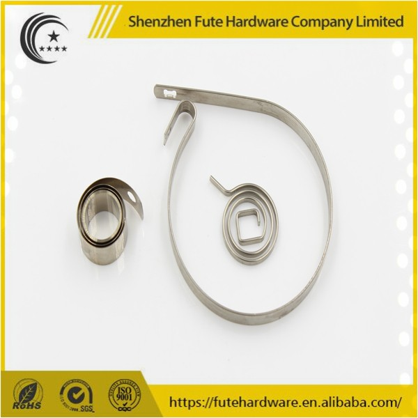 China spring manufacter metal leaf spring