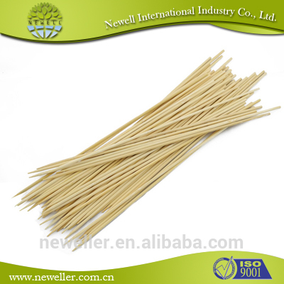 2014 Eco-friendly sticks for kites factory direct flexible thin bamboo sticks