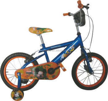 16inch children bicycle bmx bicycle for kid with strong performance
