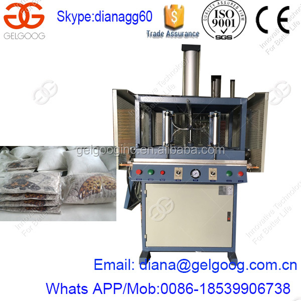 Vacuum Pillow Packing Machine Compress Air Packing Machine