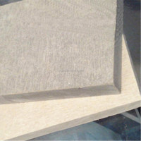 Fiber cement concrete board for interior wall and exterior wall