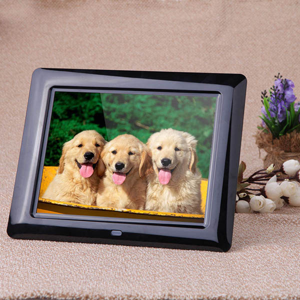8inch Digital Photo Frame Acrylic Digital Photo Screen Auto Copy Digital Frame
