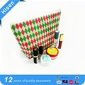 OEM welcome beauty waterproof zipper cosmetic bag