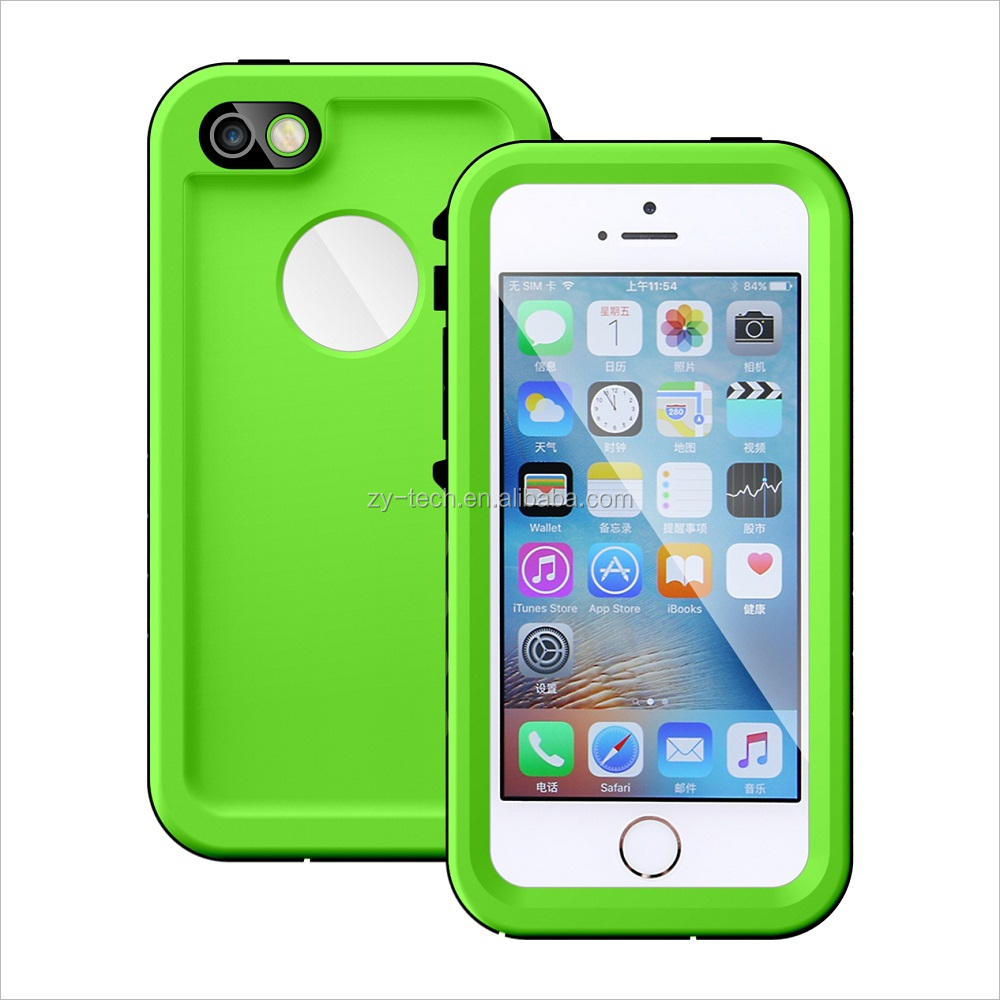 Hot selling Waterproof Cell Phone Cases cover for iphone 5, for iphone 5 Underwater case