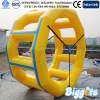 Fun Inflatable Water Park Inflatable Water Ball Water Wheel For Adults Entertainment