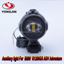 Motorcycle accessories auxiliary led light for BMW