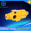 32A 1.1/4'' dual flow swivel fittings for water hydraulic rotary joints mechanical coupling pipe joint