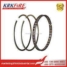 Engine HD piston ring for DAIHATSU 13011-87107 4cylinder 76*1.2*1.5*3 STD +0.25 +0.5