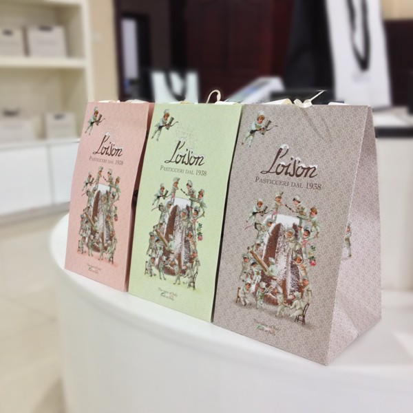 High Quality Hand Made Gift Paper Bag