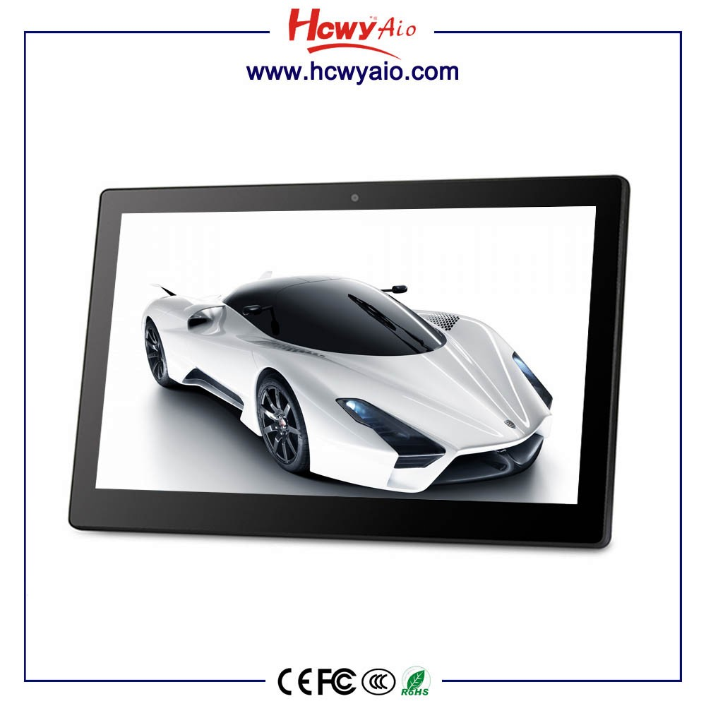 17inch android industrial panel pc 17.3inch WIFI Android pc Quad Core RK3188 Touch android tblet pc with dc12v
