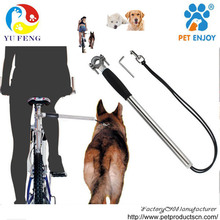 190cm Hands free Dog Lead Running Belt Jogging bike <strong>Pet</strong> Leads Tranning Leash Outdoor