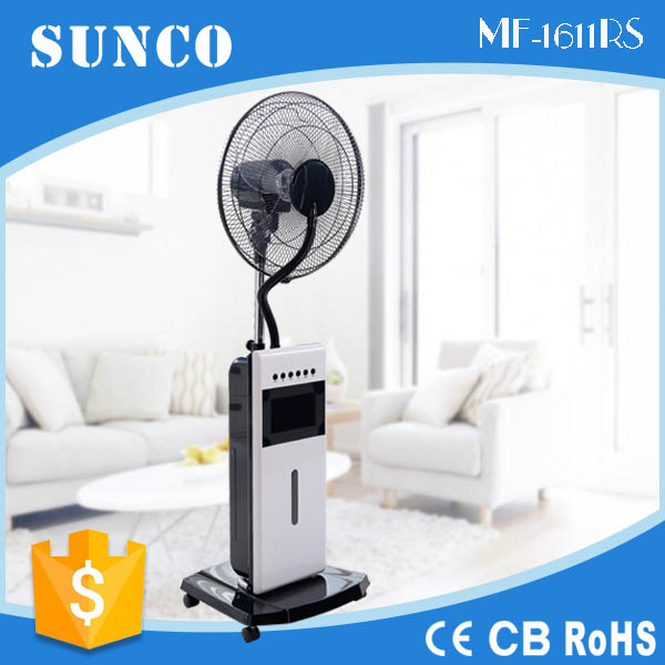 oscillating outdoor misting fan cooling misters