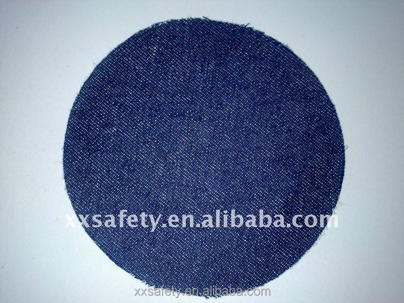 made in China EN11612 7*7/68*38 480gsm 100% cotton fire retardant denim fabric for protective pants