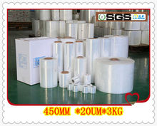 Plastic Film Roll LDPE Stretch Film for Packing Pallet