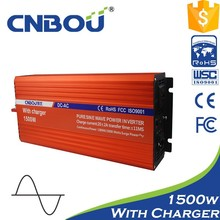 PSW DC to AC 1500w inverter and battery charger