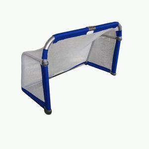 Aluminum folding soccer goal/football goal nets