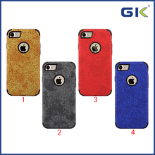 [GGIT] Corner Anti-shock Skin Soft TPU Cell Phone Case For IPhone 7 Back Cover