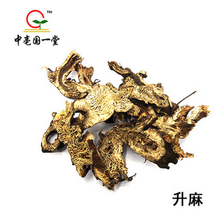 Dried herbs wholesale high quality CIMICIFUGAE RHIZOMA rattletop Black dried root of cimicifugae foetidae Sheng ma