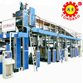 three layer corrugated paperboard production line