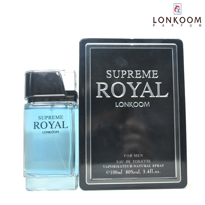 Men long time sex spray perfume lonkoom royal 100ML