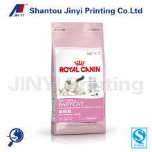 Stand up pouches china packing for cat food