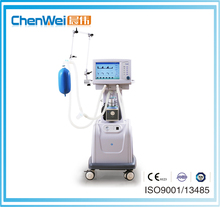 CWH-3010 Medical Ventilator for pediatric and adult, Neonatal cpap machine icu medical ventilator