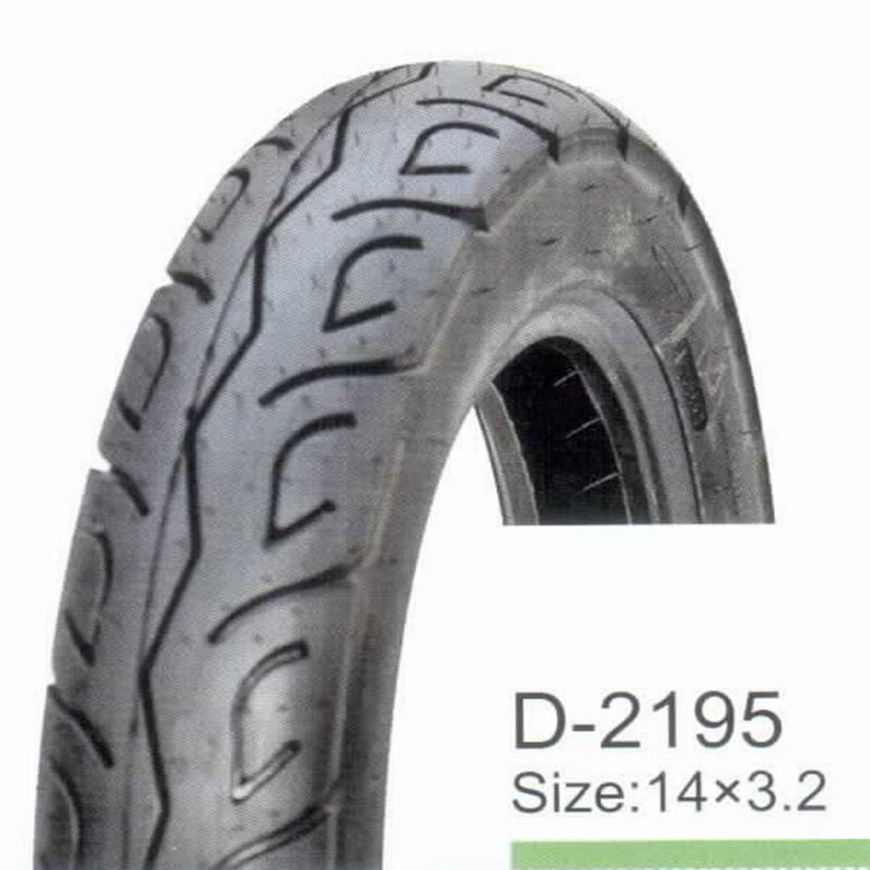 Tubeless Motorcycle Tire 80/90-17 80/90-14 For Sale