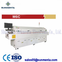 Machine Manufacturer Reflow Soldering Oven For
