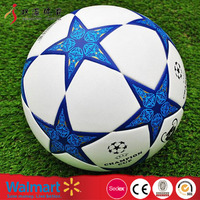 professional Size 5 football ball,football match european cup champions PU Laminated Soccer ball
