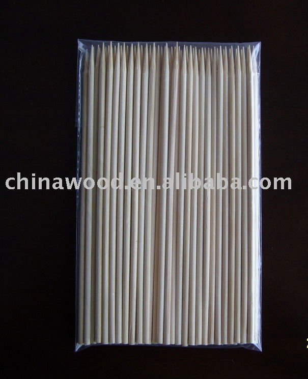 disposable barbecue skewers