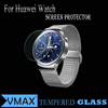Factory supply & free sample 9H tempered glass screen protector shield for Huawei watch
