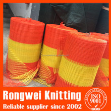 2017 thick mesh safety/scaffold net rolled on cardboard tubes