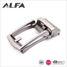 Alfa Alibaba Best Sellers Custom Made Logo Automatic Ratchet Belt Buckle
