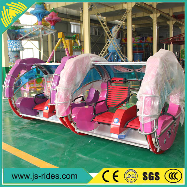 China kids rides cheap travelling car happy go kart happy car 5s supplier