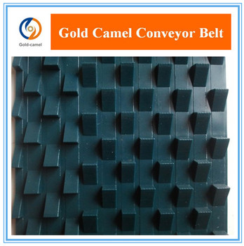 High Quality V Pattern Chevron Conveyor Belt