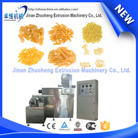 High Output Fusilli Macaroni Process Machine/pasta Production Line