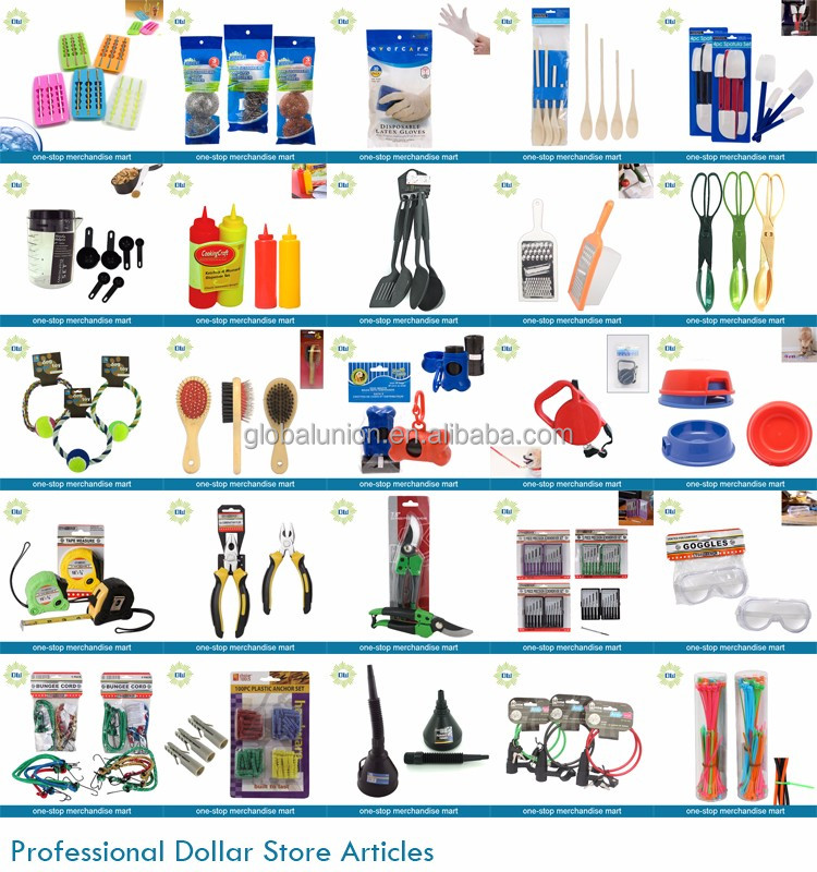 we are ALDI supplier, one euro shop for those who need one stop buying service